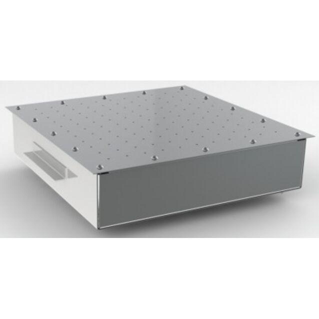 Плато аэромассажное, 2 дюйма, 500х500 мм, (под плитку)