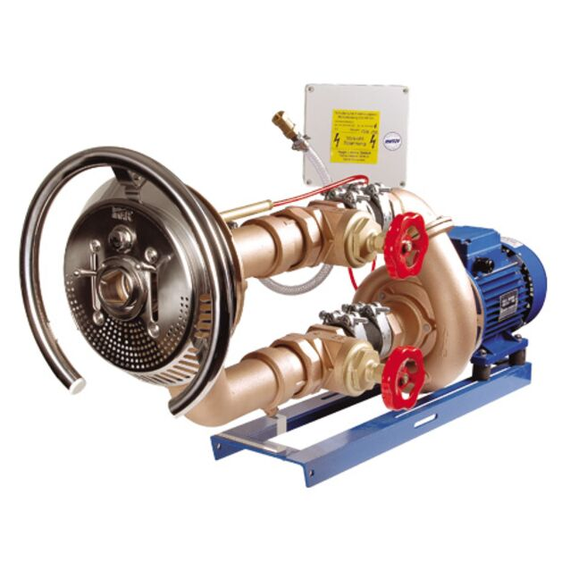 Противоток Hugo Lahme TAIFUN 63 м3/ч, 2,6 кВт, 380 В (без закладной детали), (Германия)