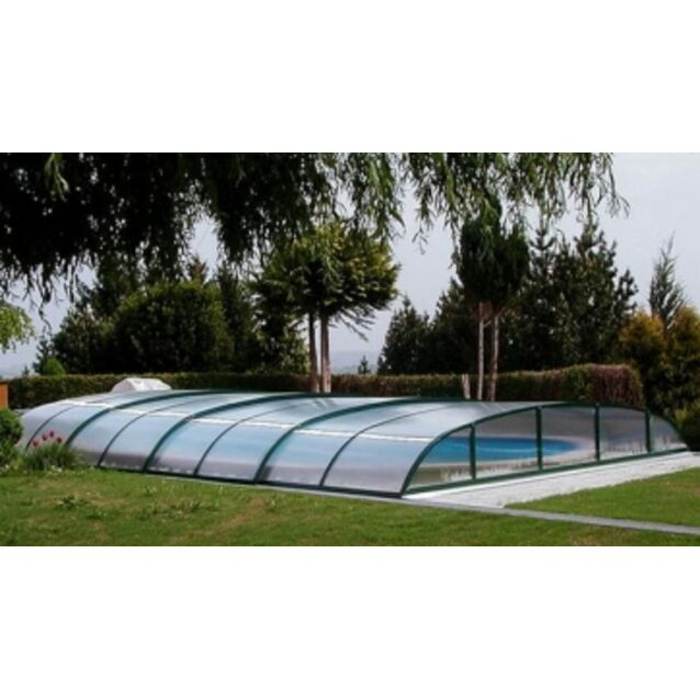 Павильон для бассейна «DALLAS A», 3 секции, размер 6.46 х 4.06 х 0.75 м.