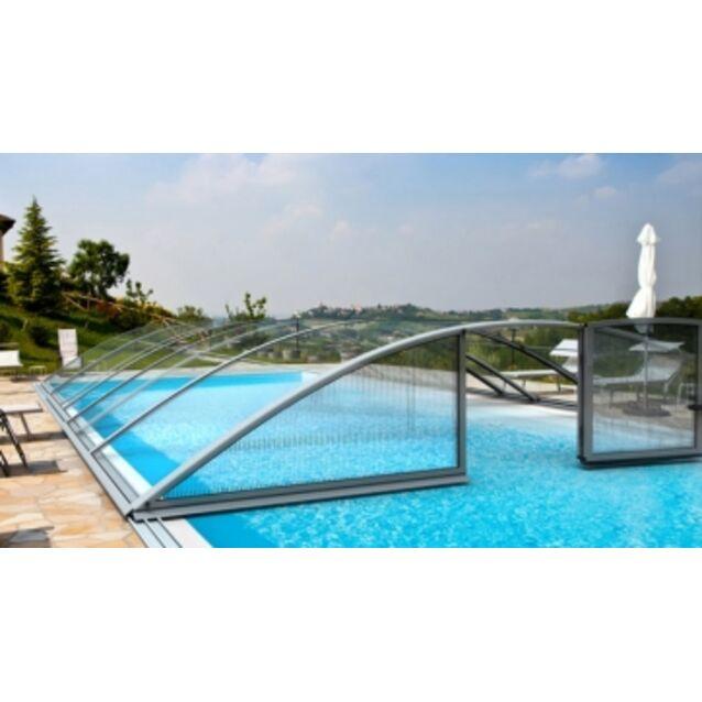 Павильон для бассейна KLASIK SMART A, секций 3, размер 6,43 х 3,6 х 1 м.