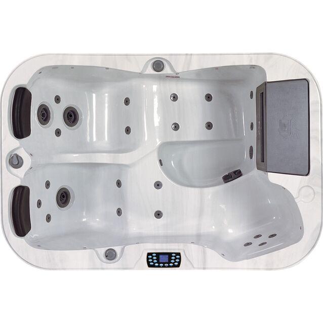 СПА-бассейн Jazzi Pool&Spa «Standart» SKT 335A Chicago (Чикаго), размер 184 × 124 × 75 см