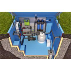 Техническое помещение для оборудования
