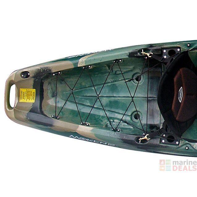 Каяк одноместный Feelfree «Moken 12 Standard» Forest Camo, размер 379 × 74 см, грузоподъёмность 180 кг