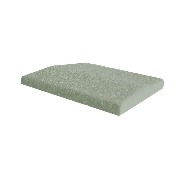 Бетонный бортовой копинговый камень «Olive Dream», LUX