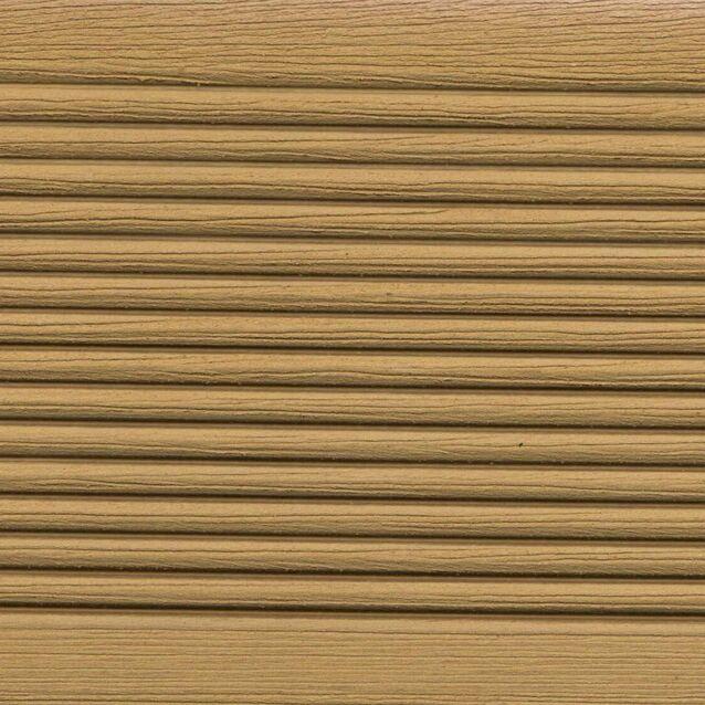 Террасная доска Terrapol КЛАССИК 50 «Дуб Севилья» Палуба, пустотелая с пазом