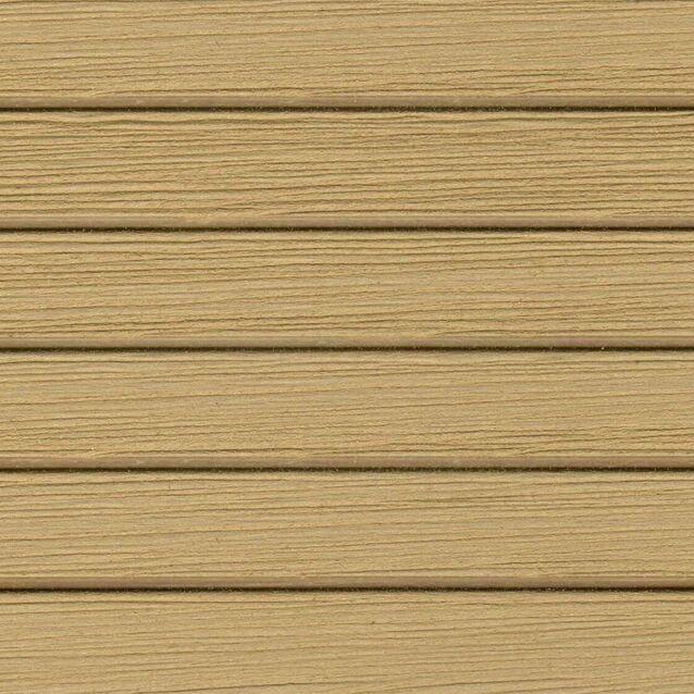 Террасная доска Terrapol КЛАССИК 50 «Дуб Севилья» Патио, пустотелая с пазом
