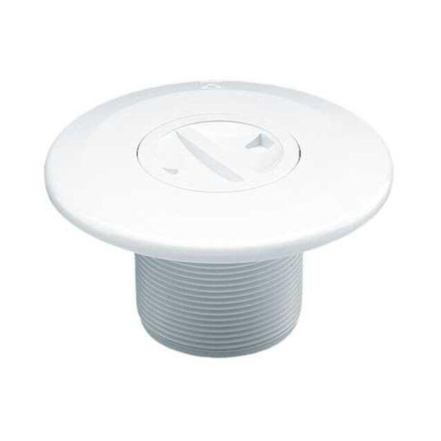 Форсунка для пылесоса под бетон/клей Aquant D63 (02100211)