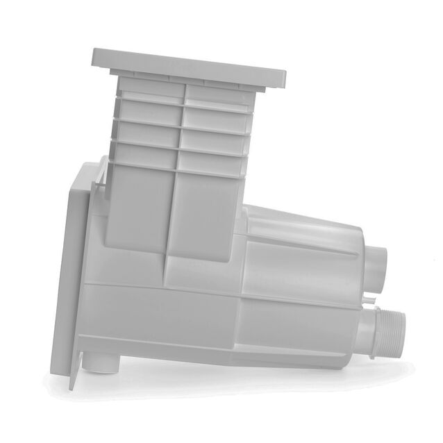 Скиммер Aquaviva EM0130-SV Standart, 150 л/мин, под лайнер. Квадратная крышка, ABS-пластик