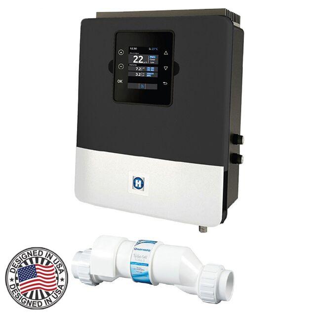 Хлорогенератор Hayward AquaRite LT T-CELL-15 (AQR15), 28 г/час