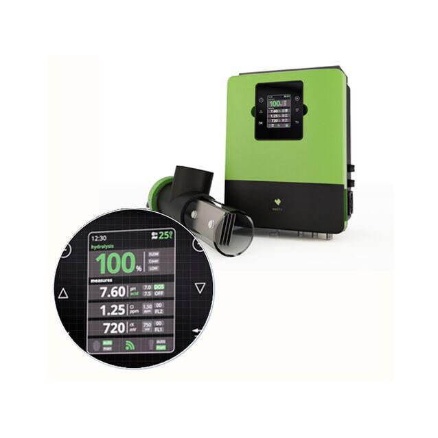 Гидролизная система для дезинфекции воды Sugar Valley «Oxilife» OX 1. с датчиком контроля Ph/Rx,  до 60 м³