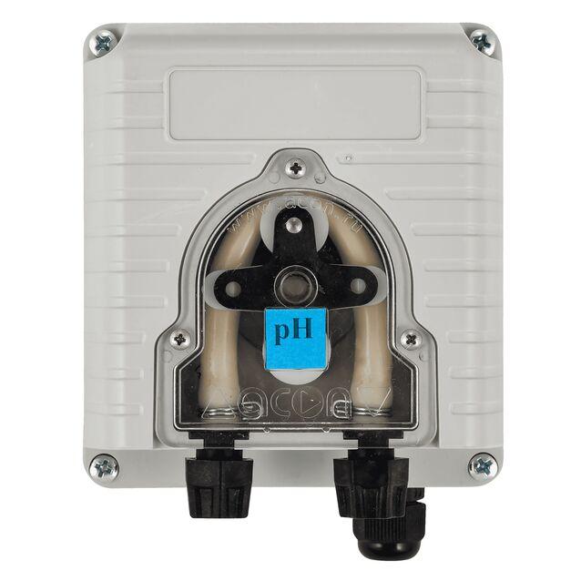 Перистальтический дозирующий насос Acon, для контроля и и управления показателем уровня pH воды