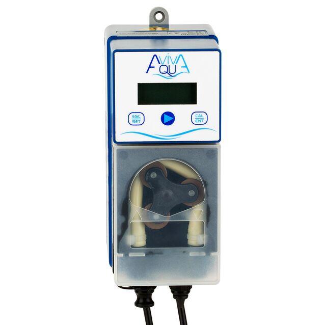 Перистальтический дозирующий насос AquaViva «KURX1H1HA1003», 1.5 л/час, pH/Cl, с постоянной скоростью
