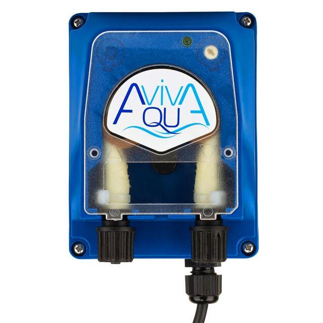 Перистальтический дозирующий насос AquaViva «PPR0004A1283_A», 1.5-4 л/час, универсальный, с ручной регулировкой