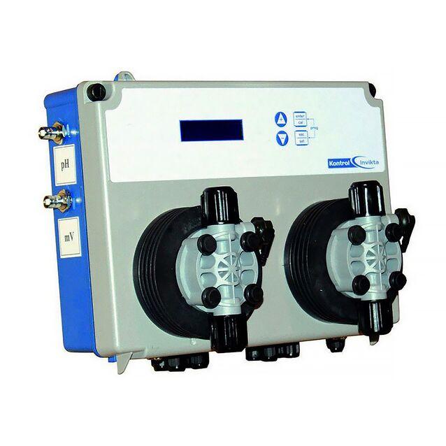 Система мембранных дозирующих насосов AquaViva «SXCBASEM0000» PH/RX + Free Cl, 5 л/час