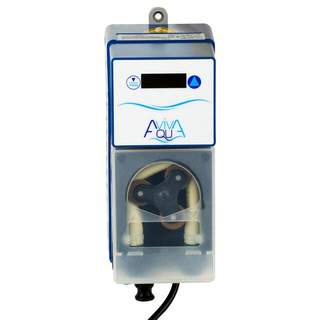 Перистальтический дозирующий насос AquaViva «KXPH1H1HM1004», 1.5 л/час, pH, с постоянной скоростью