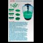 Активированный Фильтрующий Материал AFM Dryden Aqua 39012159 Класс 2, фракция 1.0 - 2.0 мм (мешок 21 кг)