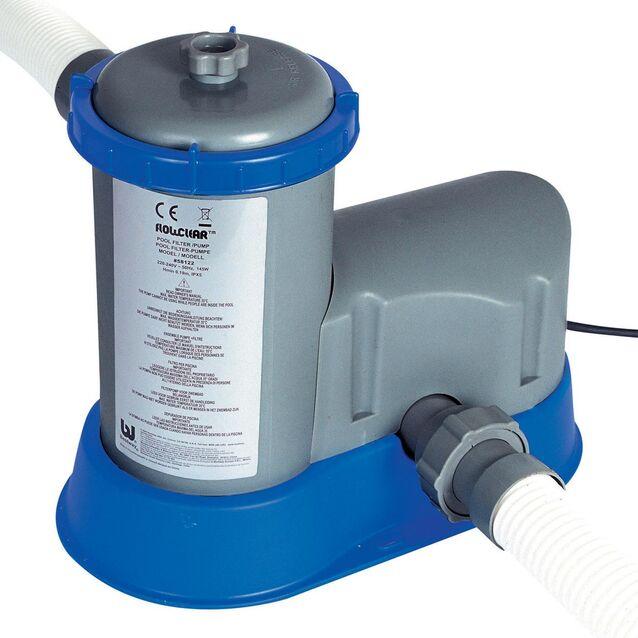 Фильтрационная установка картриджная Bestway «Flowclear» 58389/58122 производительность 5.7 м³/час