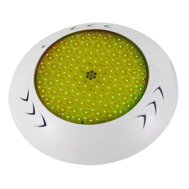 Прожектор светодиодный Aquaviva «LED003-252led». [RGB], Ø 260 мм, IPX8, 12 Вольт, 14 Вт, универсальный