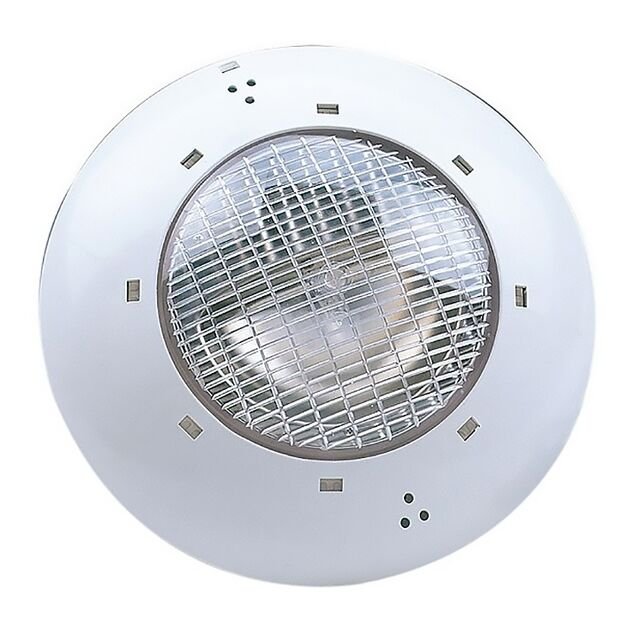 Прожектор галогенный AstralPool «Extra Flat» 21626. [Yellow], Ø 280 мм, IPX8, 12 Вольт, 100 Вт, «под плитку»