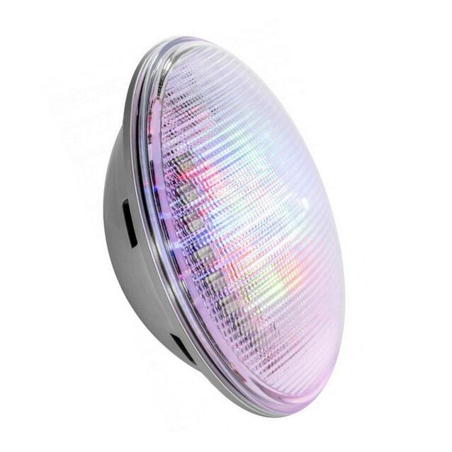 Лампа светодиодная AstralPool 56001 «LumiPlus PAR56 1.11». [RGB], Ø 170 мм, IPX8, 12 Вольт, 27 Вт