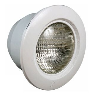 Прожектор галогенный Hayward «Design 3481». [White], Ø 293 мм, IP68, 12 Вольт, 300 Вт, закладная «под плёнку»