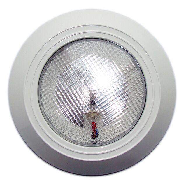 Прожектор галогенный Kripsol «РEH 101.С». [Yellow], Ø 265 мм, IP68, 12 Вольт, 100 Вт, «под плитку»