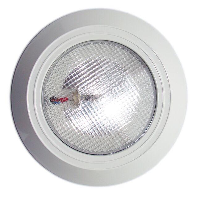 Прожектор галогенный Kripsol «РEL 100.С». [Yellow], Ø 265 мм, IP68, 12 Вольт, 100 Вт, универсальный