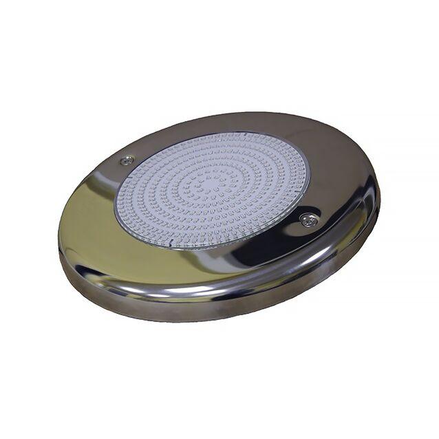 Прожектор светодиодный Runvil P11-04.1, «Холодный белый», 25 Вт, 12 Вольт, из нержавеющей стали, с закладной