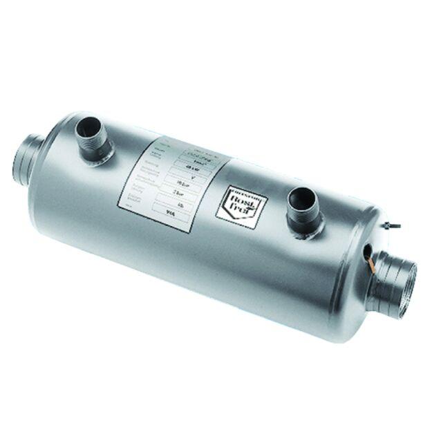 Теплообменник Behncke QWT 100-40, 40 кВт