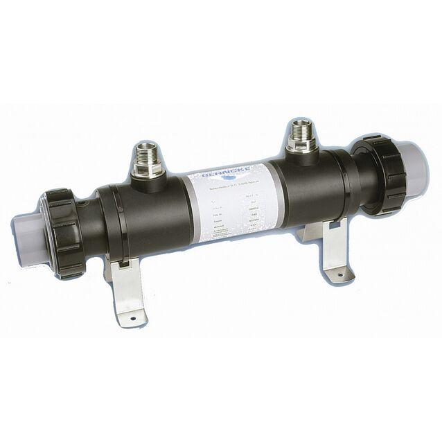 Теплообменник Behncke KstWT 200-47,5, 47.5 кВт, морская вода