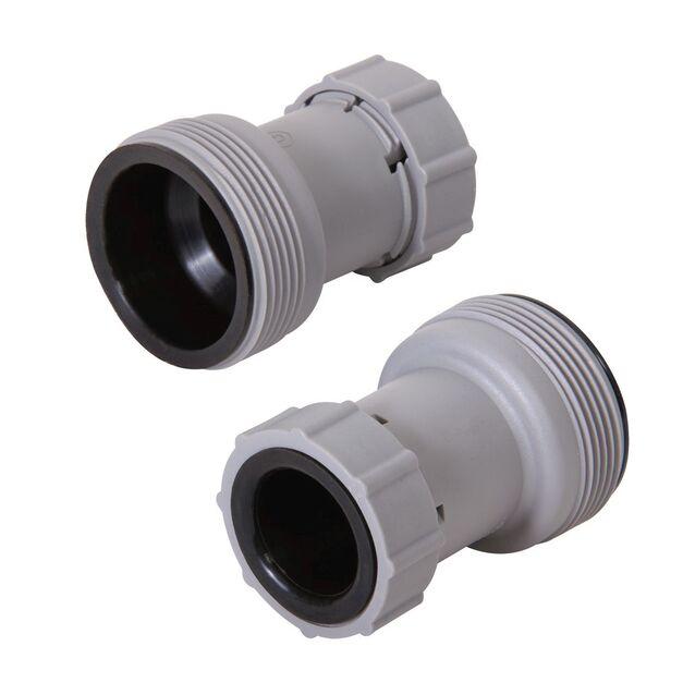 Переходник-адаптер «Adapters For Hose» Bestway 58236. Для перехода с Ø 32 мм на Ø 38 мм