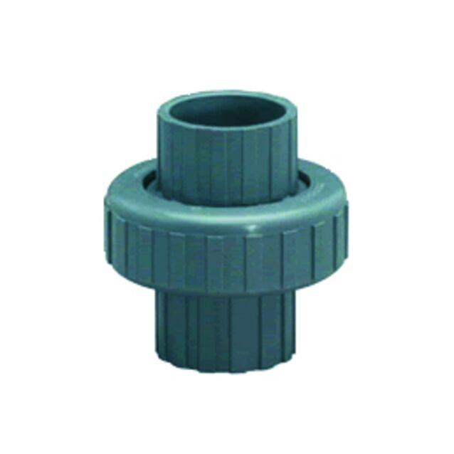Муфта ПВХ ERA разборная клей-клей, диаметр 90 мм.