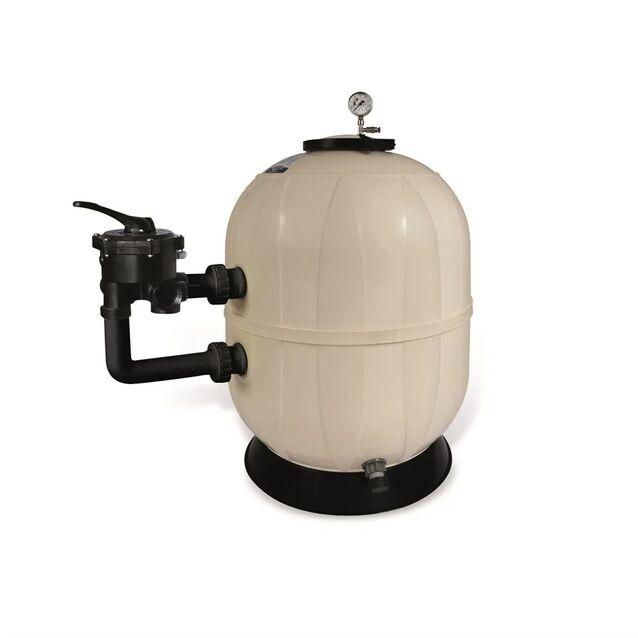 Фильтр песочный AQUA Industrial Group «AQUARIUS» 100100967, загрузка песка 75 кг, 6 м³/час, Ø 450 мм