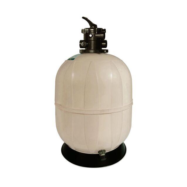 Фильтр песочный AQUA Industrial Group «AQUARIUS» 100100974, загрузка песка 150 кг, 14 м³/час, Ø 620 мм
