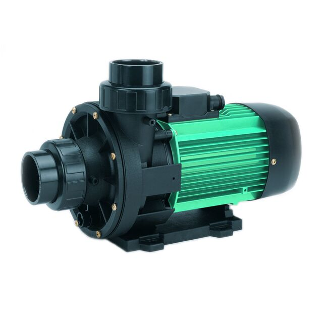 Насос без префильтра ESPA «WIPER 3 200M 2P4P» 129317, подключение Ø 63 мм, 2 кВт, 35 м³/час, 220 Вольт