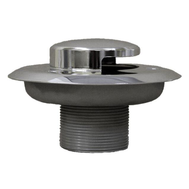 """Форсунка подачи воды Runvil P7-20 с направленной подачей, Ø 150 мм, универсальная, подключение Ø 2"""" дюйма (наружная резьба)"""