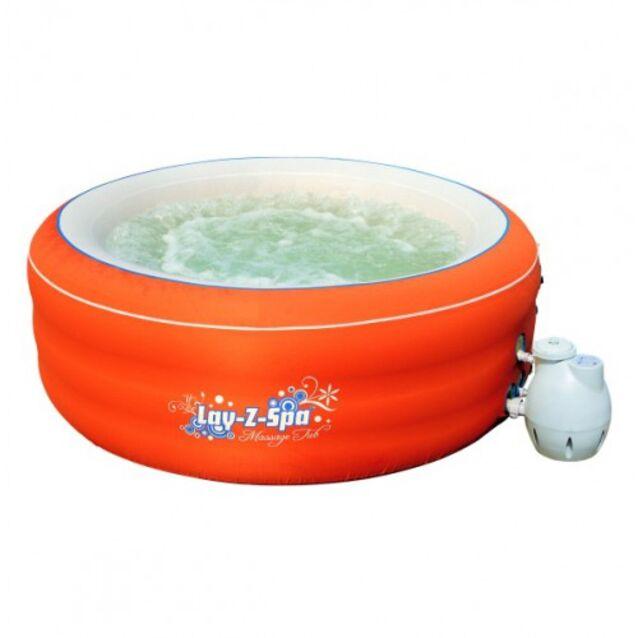 Надувной СПА-бассейн Bestway «Lay-Z-Spa» 54101, размер 206 × 71 см