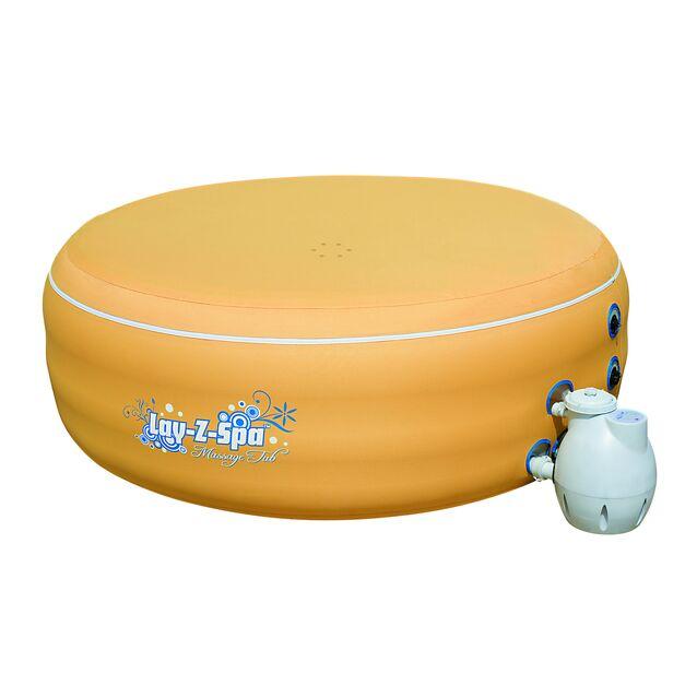 Надувной СПА-бассейн Bestway «Lay-Z-Spa» 54102, размер 206 × 71 см
