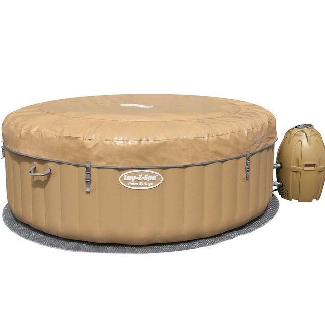 Надувной СПА-бассейн Bestway «Lay-Z-Spa» 54129, размер 196 × 71 см