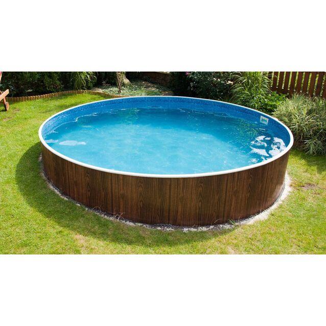 Сборный бассейн Mountfield «Azuro» 402 DL, размер 460 × 120 см