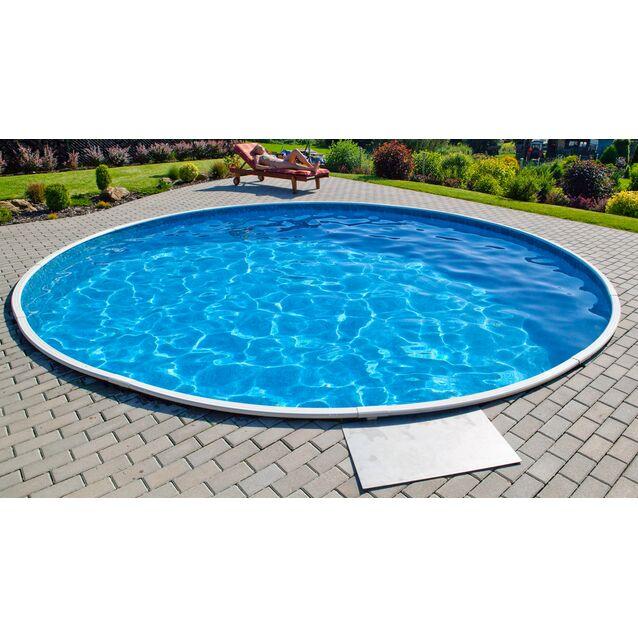Сборный бассейн Mountfield «Azuro» 403 DL, размер 550 × 120 см