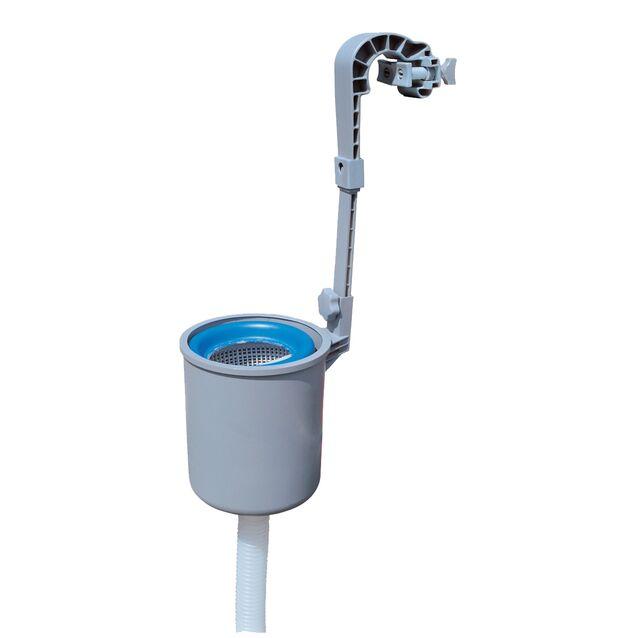 Поверхностный скиммер «Skimmer Cleaning Pool» Bestway 58233. Приспособление для сбора мусора с поверхности воды