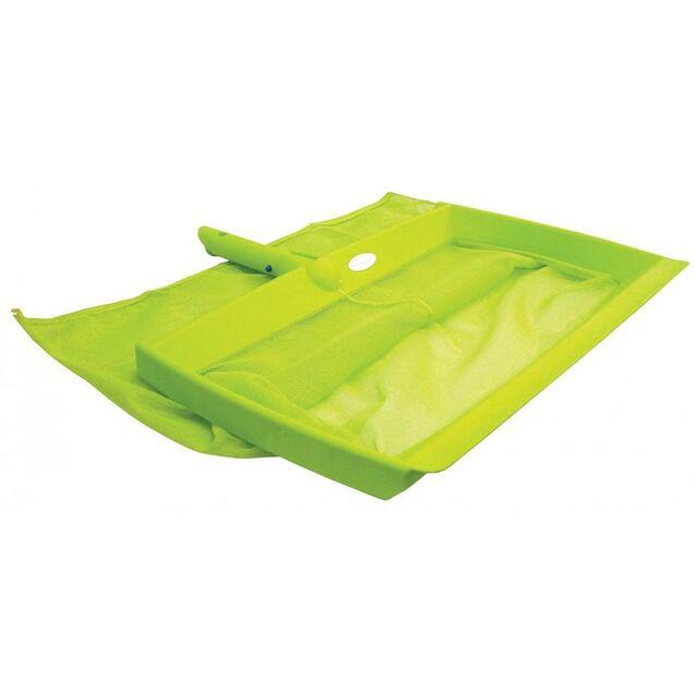 Сачок универсальный Kokido «Design-O» K414BU. Для сбора плавающего мусора с поверхности и дна бассейна