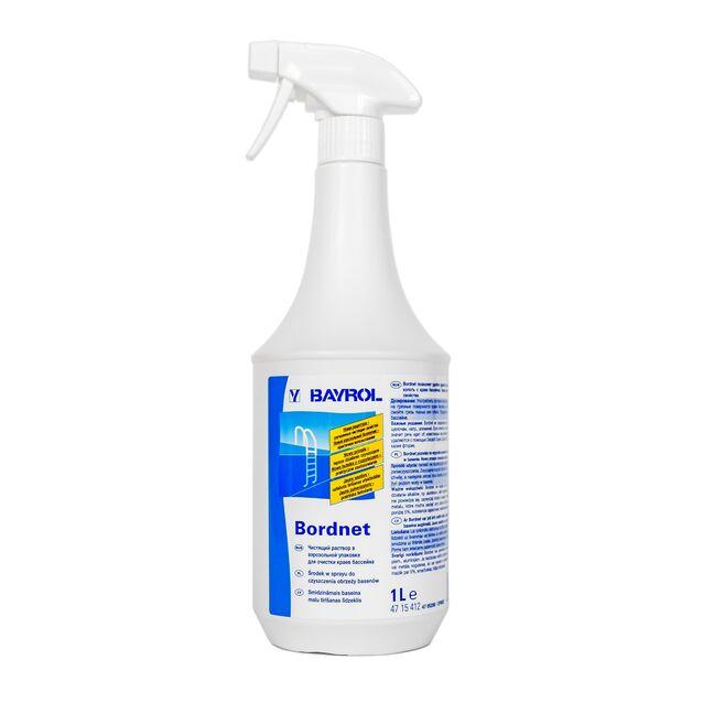 Очиститель ватерлинии Bordnet спрей Bayrol 4715412, 1 л. Средство для удаления жировых отложений и копоти