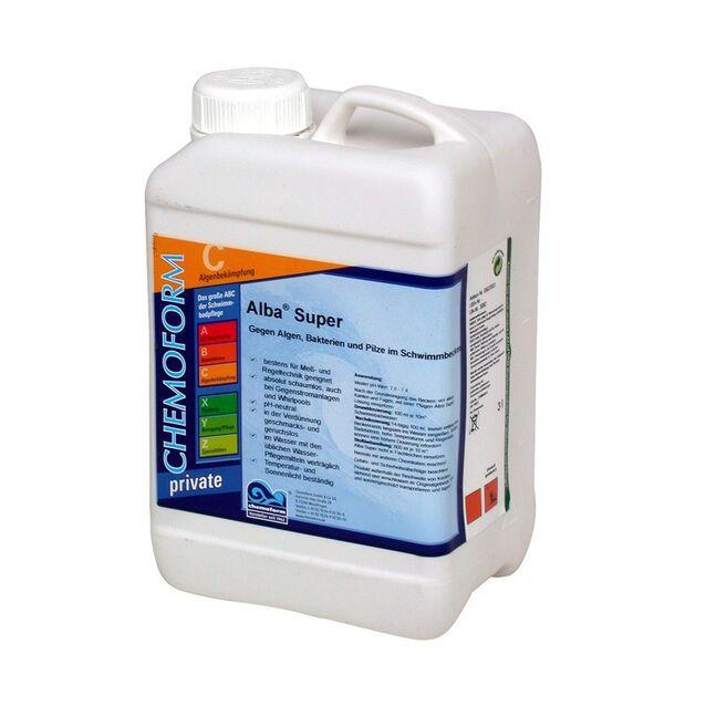 Альгицид Альба Супер К Chemoform 0610005, 5 л. Средство против водорослей