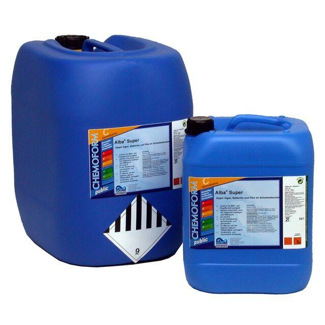 Альгицид Альба Супер Chemoform 0602010, 10 л. Средство против водорослей