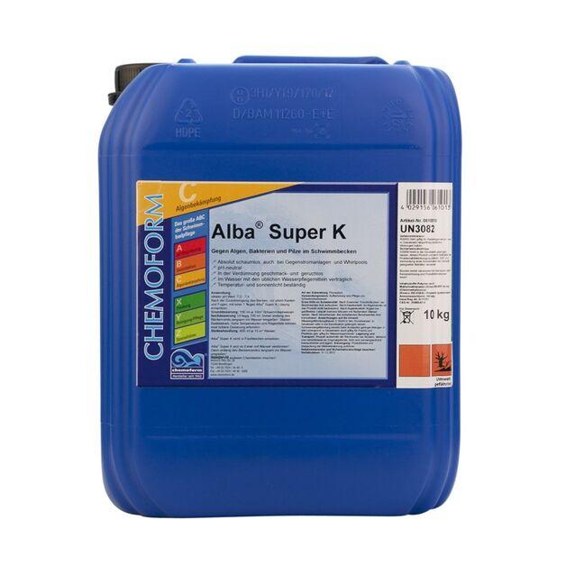 Альгицид Альба Супер К Chemoform 0610010, 10 л. Средство против водорослей