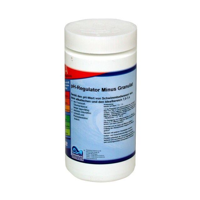 pH-минус в гранулах, Chemoform 0811001, 1.5 кг. Средство для понижения уровня pH воды