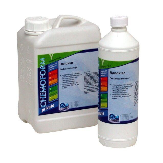 Очиститель Рандклар жидкий Chemoform 1101010, 10 л. Средство для удаления жировых отложений