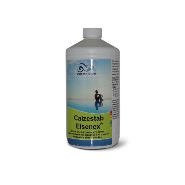 Calzestab Eisen-Ex жидкий, Chemoform 1105001, 1 л Средство против образования металлов и известняка